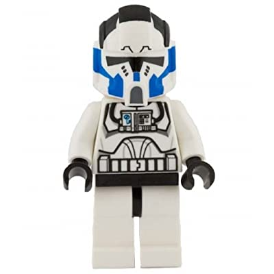 LEGO Star Wars 501st Clone Pilot - from set 75004: Toys & Games