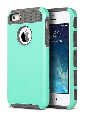 amazon com ulak iphone 5s case iphone 5 case iphone se case slim