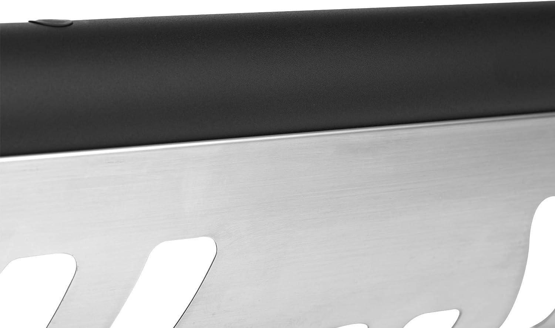Armordillo USA 7143241 Classic Bull Bar Fits 2011-2016 Ford F-250//F-350//F-450//F-550 Super Duty Matte Black W// Skid Plate
