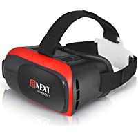 VR Headset for iPhone & Android Phone - Universal Virtual Reality Goggles - Play Your Best Mobile Games 360 Movies with Soft & Comfortable New 3D VR Glasses   + Adjustable Eye Protection System