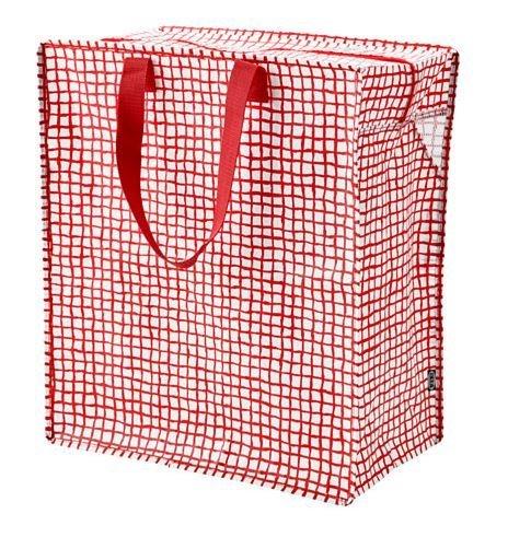 【日本限定モデル】 IKEA KNALLA reusale Grocery Bag with Zip Bag (レッドwithホワイトドット) with  12 Zip gallon のセット2 B07CYM527L, e-zoa 楽天市場 SHOP:b44314a8 --- arianechie.dominiotemporario.com