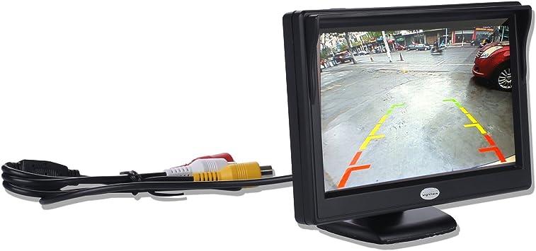 Digitaler Tft Lcd Farb Rückfahr Monitor Für Elektronik