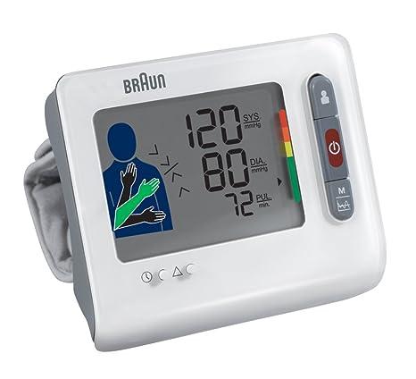 Braun TrueScan BPW4100, AAA - Tensiómetro