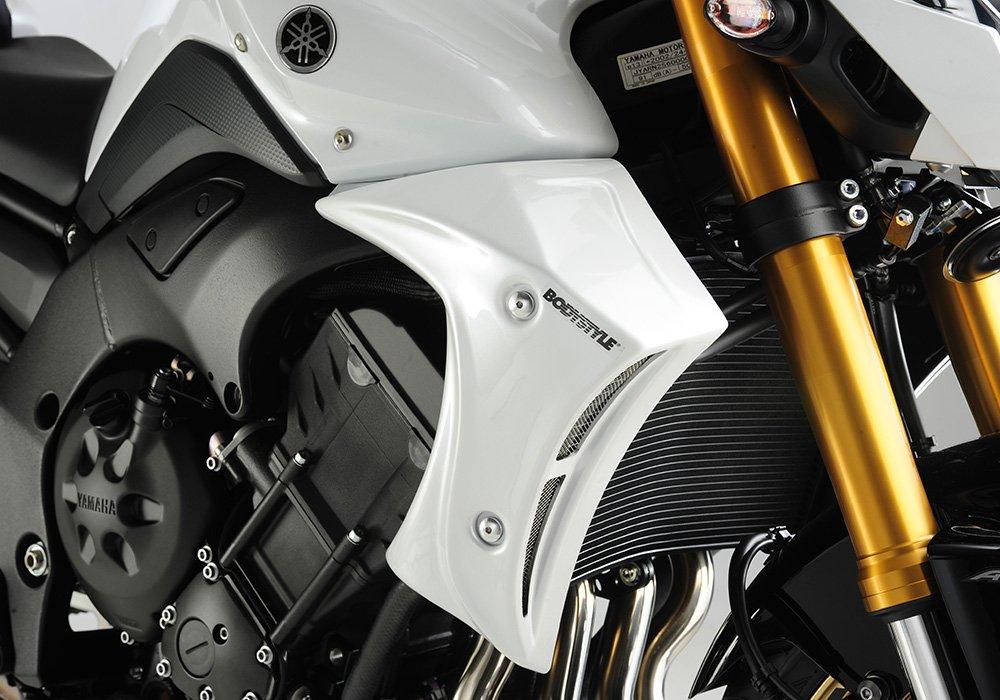 Fianchetti Radiatore Bodystyle Yamaha FZ8 10-13 bianco