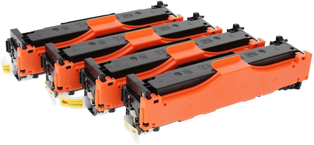 4pk HP CE410x CE411a CE412a CE413a Toner Set Pro 300 M451nw M375nw