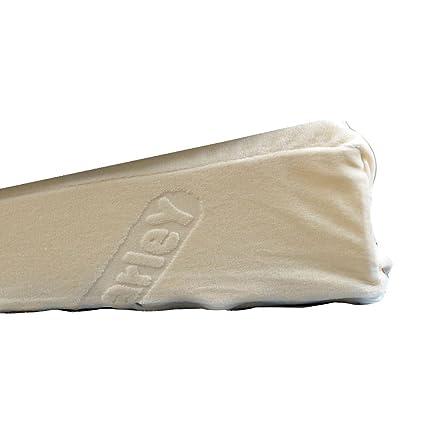 NRS Healthcare Harley - Inclinador de colchón de espuma, para cama, forma de cuña