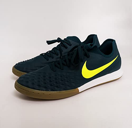 Nike magistax Finale II IC Zapatos de Fútbol Sala para Hombre turquesa amarillo verde 48: Amazon.es: Deportes y aire libre