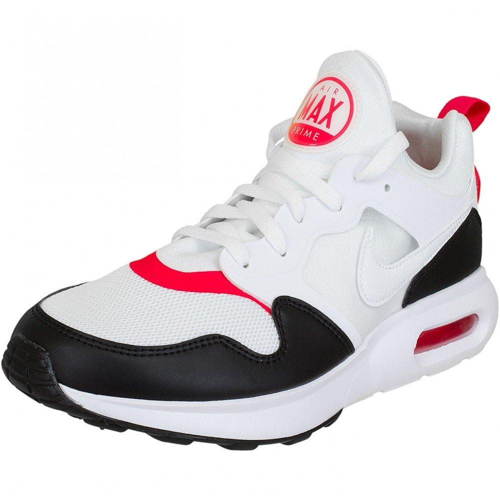Nike e Sneaker Air Max Prime Weiszlig;/Schwarz  44|Wei?/Schwarz
