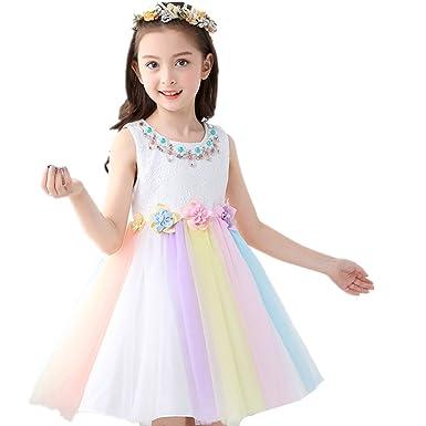 ccd3fed788230 子供ドレスフォーマル ワンピース キッズ ジュニア プリンセス カラフル パーティー ピアノ 結婚式 演奏会 ピアノ 発表