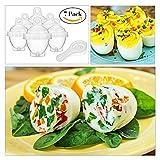 #10: Egg Cooker Premium PP Egg Boiler BPA Free FDA Approved Dishwasher Safe