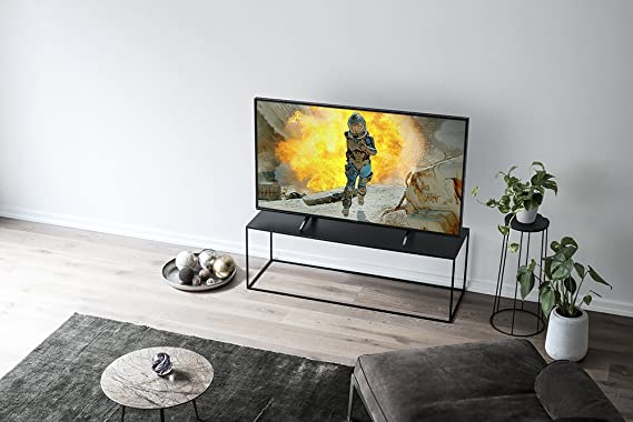 Panasonic TX-55FX600B 55-Inch Ultra HD 1600Hz 4K HDR Smart LED TV with  Freeview Play - Black (2018 Model) [Energy Class A]