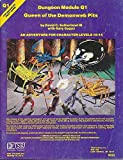 Dungeon Module Q1: Queen of the Demonweb Pits (Advanced Dungeons & Dragons)