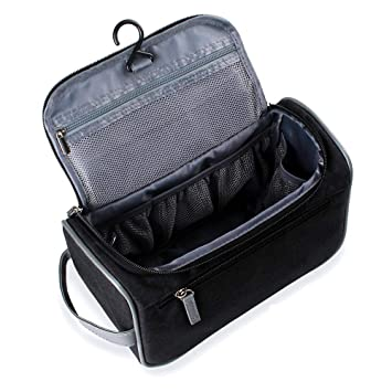 5051270fb1 Amazon.com   Travel Toiletry Bag Organizer