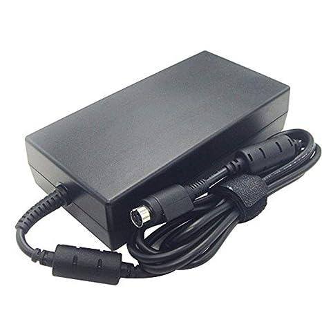Amazon.com: Cargador adaptador de CA para portátil 19V 9.5A ...