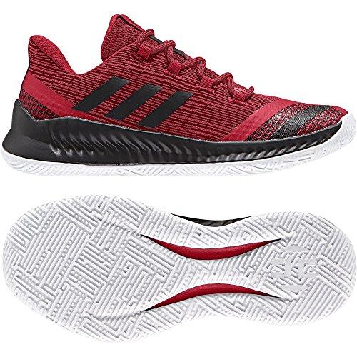 Deporte E J Harden Zapatillas de Negbás Adulto adidas 000 Escarl Rojpot Rojo B Unisex 2 xqapw1A