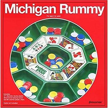 Michigan Rummy Fan Site | UltraBoardGames