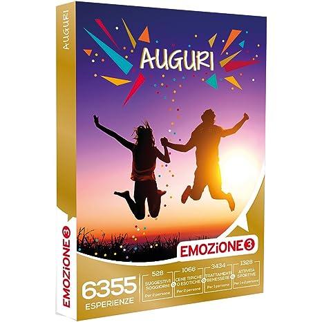 Emozione3 Cofanetto Regalo - AUGURI! - 6355 possibilità di scelta ...