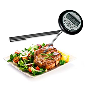 Review Thermometer Grill - Read