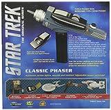 DIAMOND SELECT TOYS Star Trek: The Original Series Black Handle Phaser