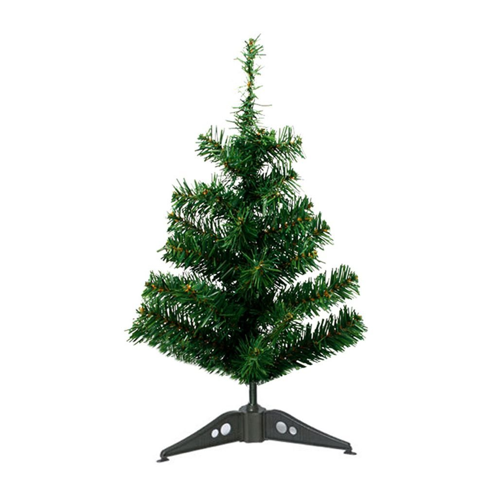 Aulley 45cm Christmas Tree Small Pine Tree Placed In The Desktop Mini Christmas Tree