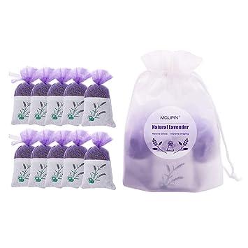 UniM, Bolsas de Lavanda Natural secas desodorizante de ...