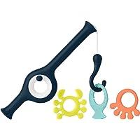 Boon CAST Fishing Pole Bath Toy - Navy