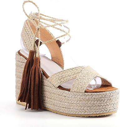 Sameno Wedge Sandals for Women