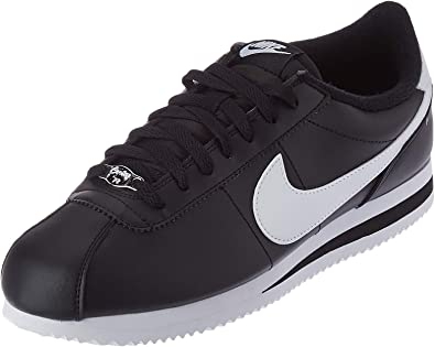 Oferta amazon: NIKE Men's Cortez Basic Leather Shoe, Zapatillas de Trail Running Hombre Talla 46 EU
