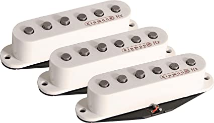 kinman Blues Set Pickup Blues Set (3), conjunto de micros para guitarra eléctrica