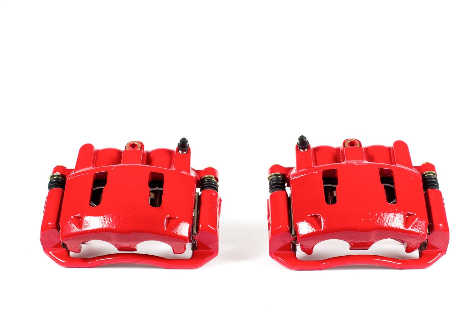 Power Stop S4606 High Performance Front Caliper - Pair