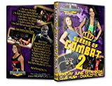 Queens of Combat 2 - Womens Wrestling Blu-Ray Disc