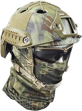 Militärische taktische Ausrüstung Airsoft Paintball SWAT Protection Helm Männer