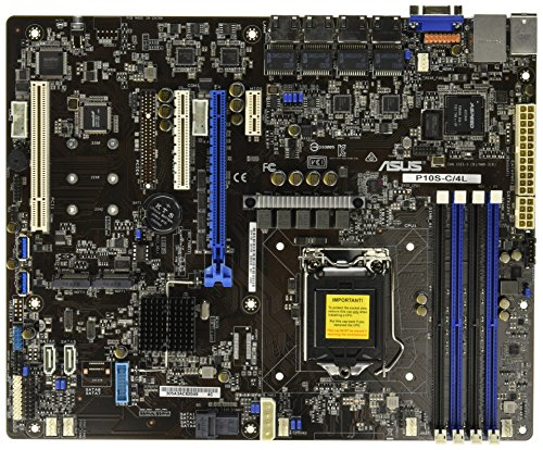 Asus DIMM NA Motherboards P10S-C/4L