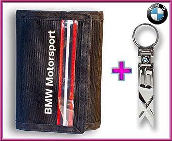 BMW originales deporte cartera (80212318271) + BMW X6 logo ...