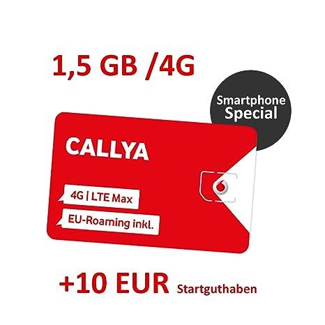 Vodafone Prepaid Karte Kostenlos.Vodafone Freikarte Callya Smartphone Special 10 Eur Startguthaben