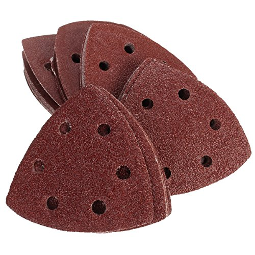 KINGSO Triangle Sanding Sandpaper Assorted