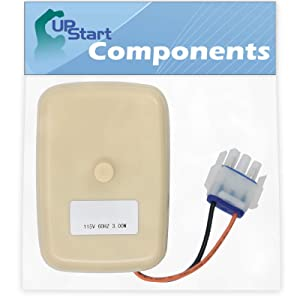 WR60X10141 Evaporator Fan Motor Replacement for General Electric GTS18HBSARWW Refrigerator - Compatible with WR60X23584 Fan Motor - UpStart Components Brand