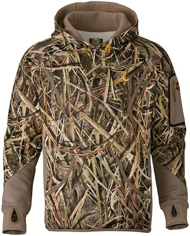 NEW BROWNING WICKED WING SMOOTHBORE HOODIE MOSSY OAK BOTTOMLAND CAMO