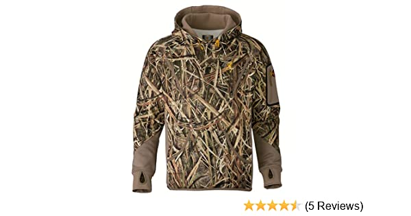 fff4752b19b29 Amazon.com : Browning Hoodie Ww Smoothbore Mosgb (30161625) : Sports &  Outdoors