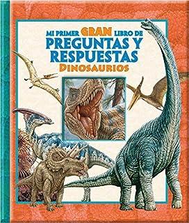 Dinosaurios, mi gran libro de preguntas y respuestas (BBQA)
