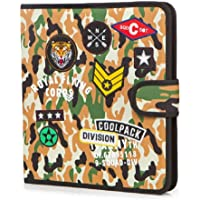 Carpeta de Anillas Mate Camo Desert Badges