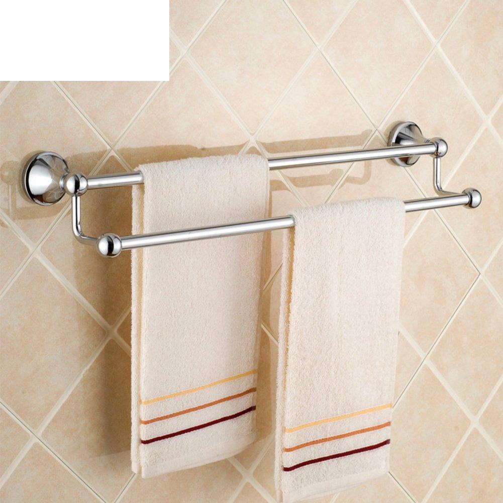 Towel shelf /towel rack/Towel Bar/ double-bar Towel rack durable service