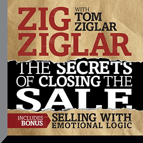 The Secrets of Closing the Sale Audiobook [Free Download by Trial] thumbnail