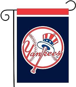Zenda New York Yankees Garden Flag Licensed 12.5