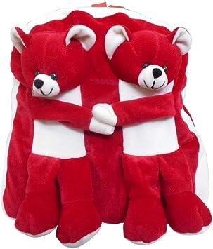 Pearl World Twin Teddy Baby Picnic Bag CM-30