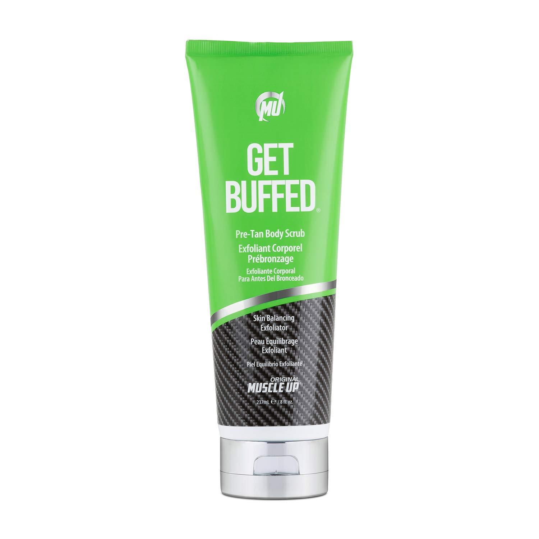 Pro Tan Get Buffed Pre-Tan Body Scrub Skin Balancing Exfoliator - 237 ml