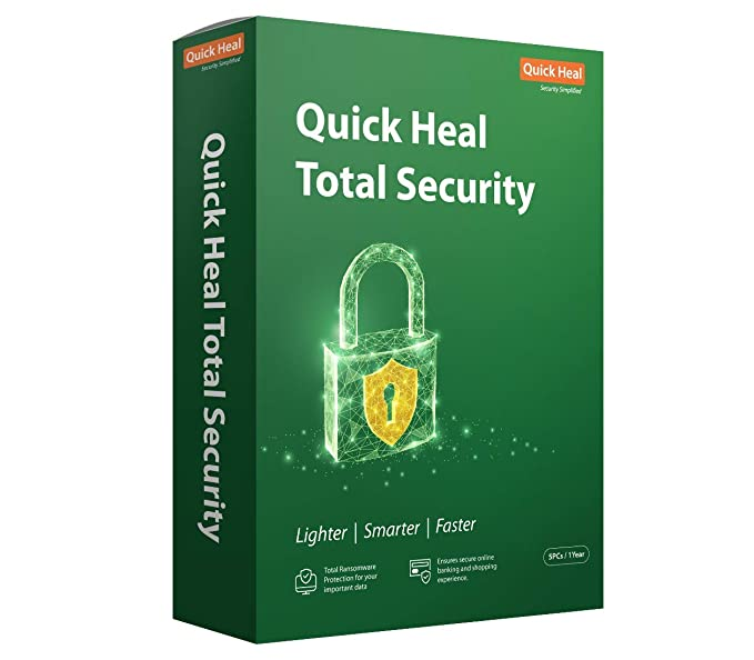 quick heal total security registration key 2018