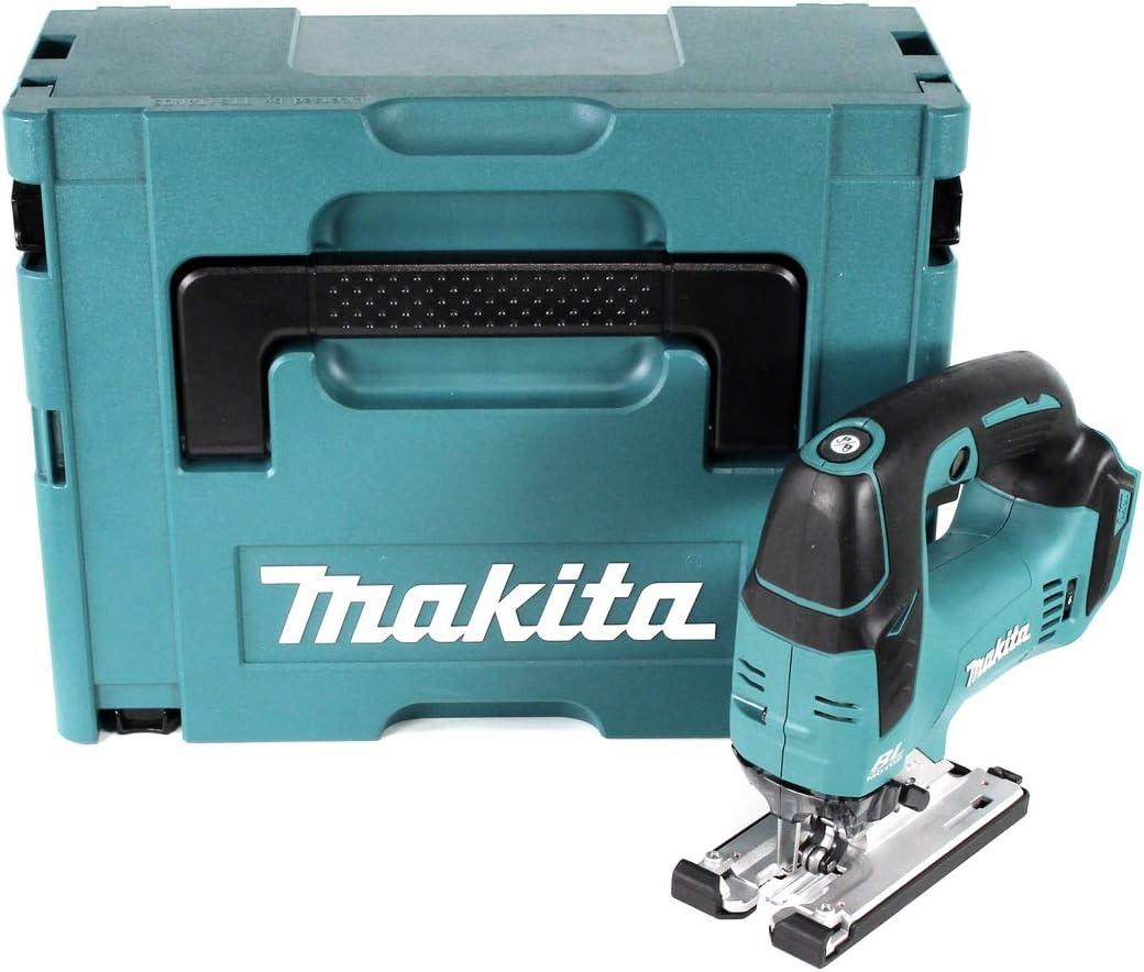 Makita Akku-Pendelhubstichs/äge DJV181Z 821550-0 1 St/ück, 390 W, 18 V Makita Makpac Gr/ö/ße 2