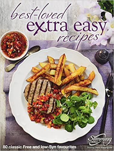 Slimming world best loved extra easy recipes amazon books forumfinder Images