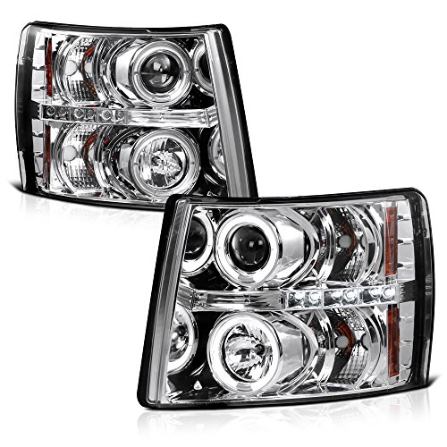 2008 chevrolet 2500hd headlights - 8